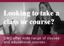 SWC offer a range of courses